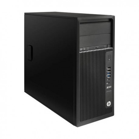 HP Workstation Z240 Tower Desktop