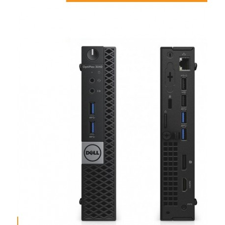 Dell Optiplex 3040 Micro Tiny Desktop Core i5 6th Gen 6500T with Wifi  Business Class Series
