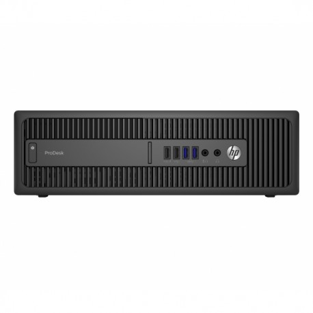 HP ProDesk 600 G2 SFF Desktop Core I5 6th Gen Business Class Series With WiFi
