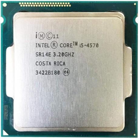Intel Core i5 4570 Processor  3.20 GHz