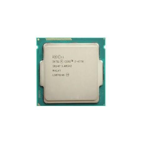 Intel Core i7 4770 Processor 3.4GHz