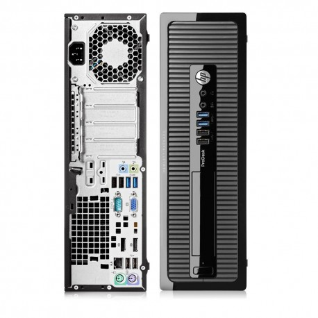 HP ProDesk 400 G1 SFF Business PC Desktop  Core i3 4th Gen With Wifi